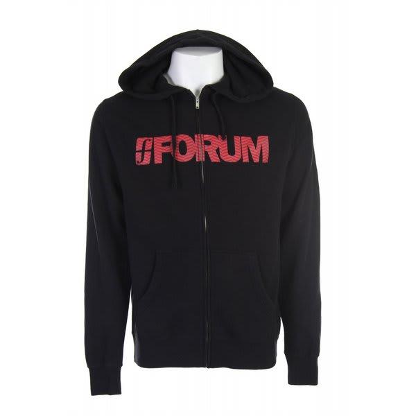 Forum Wordmark Full Zip Hoodie