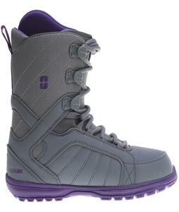 Forum Bebop Snowboard Boots Charcoal/Purple