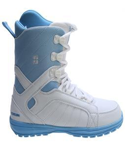 Forum Bebop Snowboard Boots White/Blue