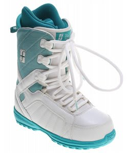 Forum Bebop Snowboard Boots White