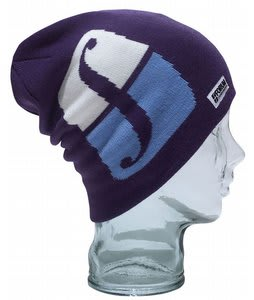 Forum Big Logo Beanie Plum