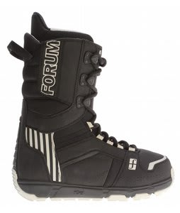 Forum Booter Snowboard Boots Black 'N Tan