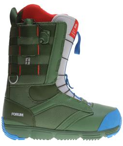Forum Booter Snowboard Boots Jungle Rain