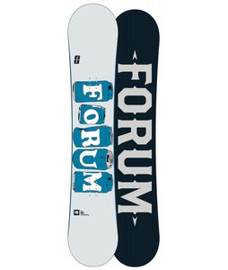 Forum Bully Snowboard 158