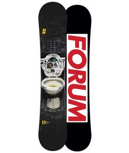 Forum Contract Snowboard 150