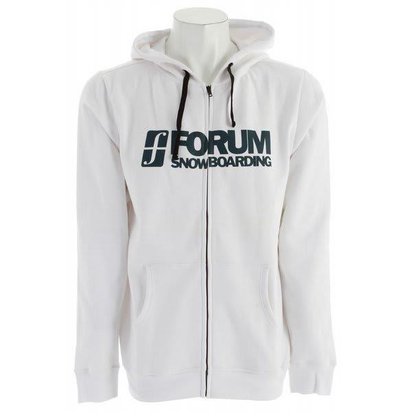 Forum Corp Strip Hoodie