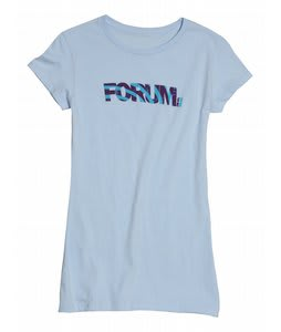 Forum Corp Wind Up T-Shirt Blue J