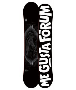 Forum Deck Snowboard 154