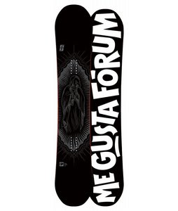 Forum Deck Snowboard 157