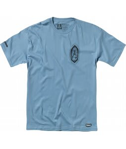Forum Deck T-Shirt Blue Latex