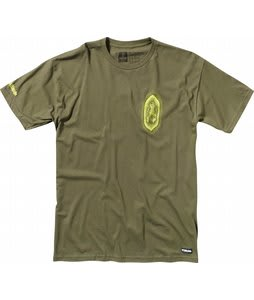 Forum Deck T-Shirt Militia Green