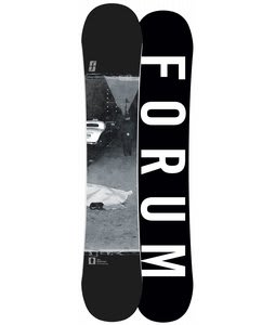 Forum Destroyer Snowboard 148