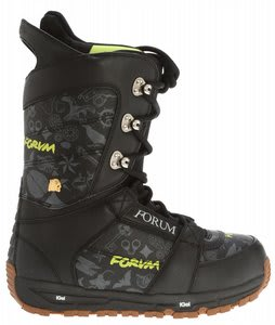 Forum Destroyer Snowboard Boots Gum