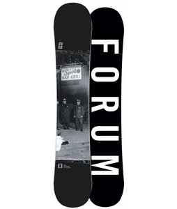 Forum Destroyer Doubledog Snowboard 154
