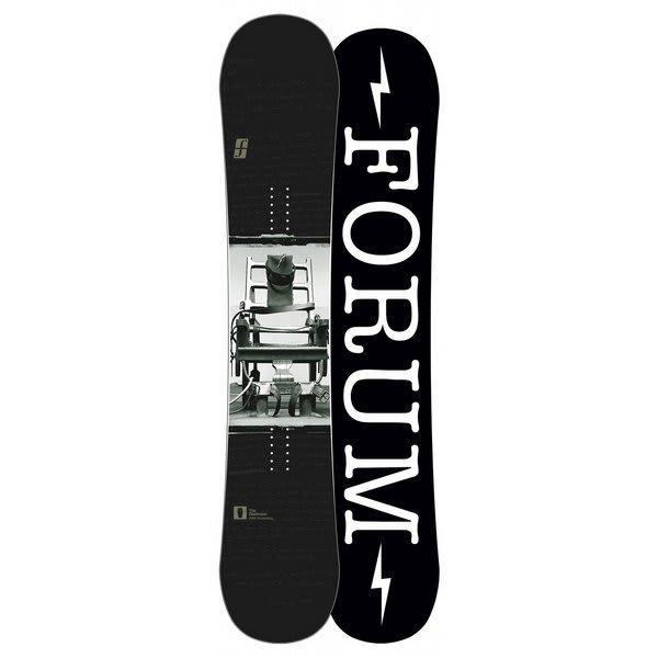 Forum Destroyer Doubledog Wide Snowboard