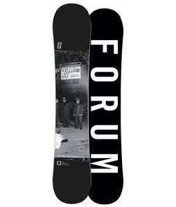 Forum Destroyer Doubledog Wide Snowboard 154