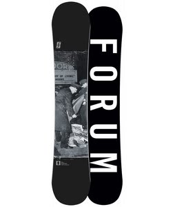 Forum Destroyer Doubledog Wide Snowboard 156