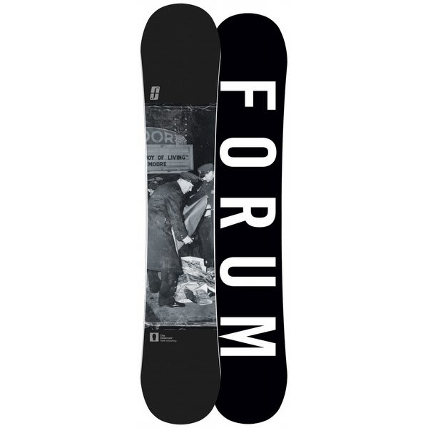 Forum Destroyer Doubledog Wide Snowboard