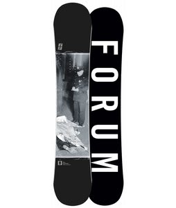 Forum Destroyer Doubledog Wide Snowboard 158