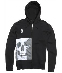 Forum Destroyer Full Zip Hoodie Black To The Future