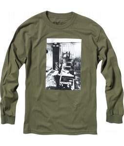 Forum Destroyer L/S T-Shirt Militia Green