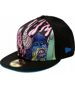 Forum Destroyer New Era Cap Black