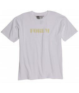 Forum Destroyer T-Shirt Yayo White