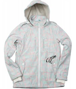 Forum Discrete Softshell Snowboard Jacket Dot