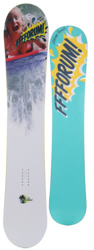 Forum Dreamboat Snowboard 154