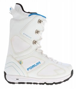 Forum Episode Snowboard Boots White