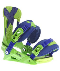 Forum Faction Snowboard Bindings Grassland