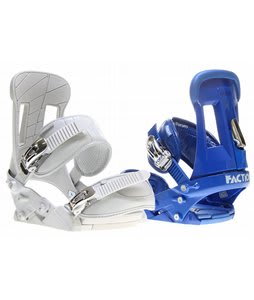 Forum Faction Snowboard Bindings Swap Team