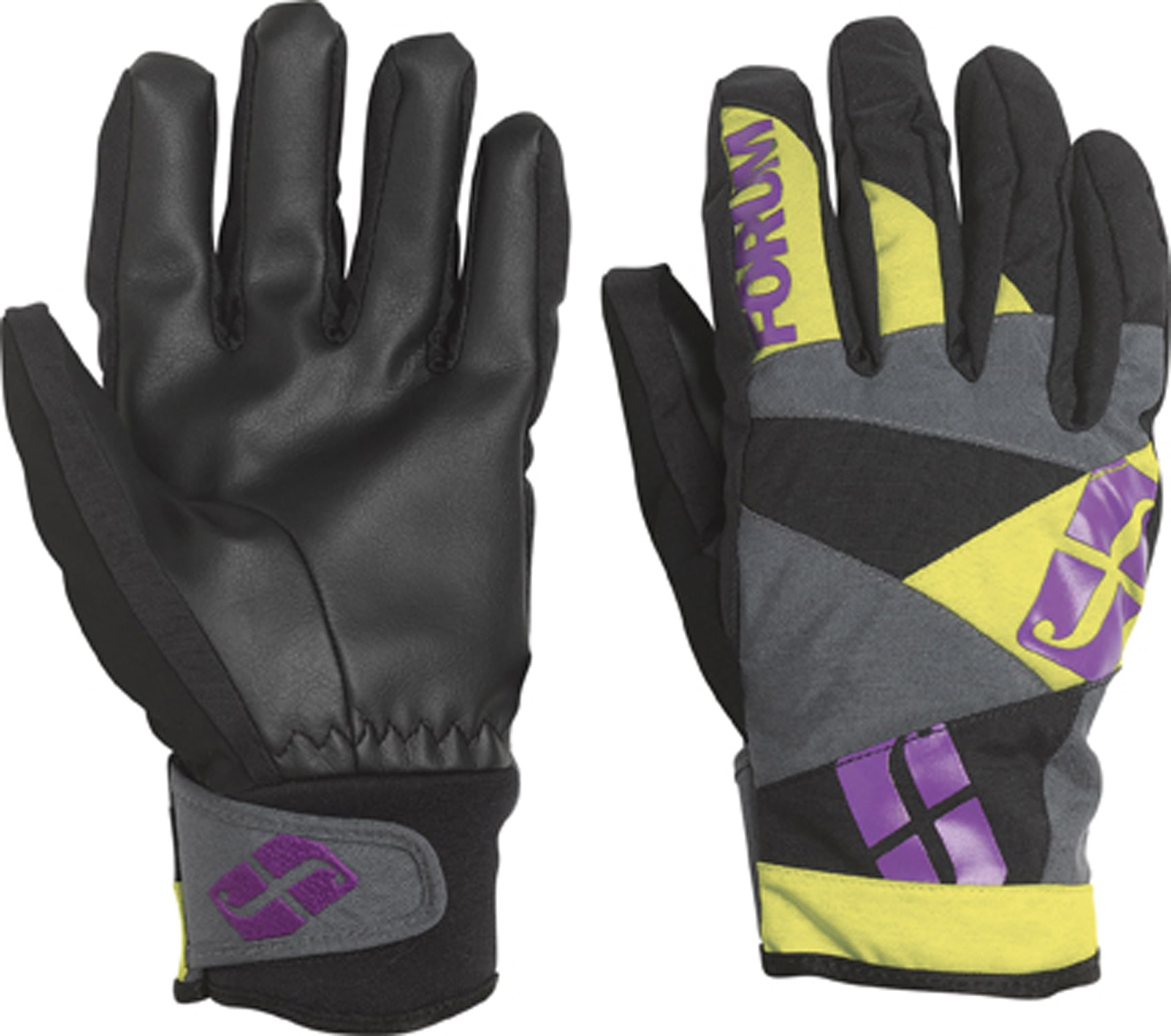 Forum Fair Gloves Oil Spill - Men's