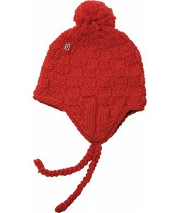 Forum Flappy Beanie Red