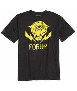 Forum Flying Tiger T-Shirt Black To The Future