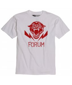 Forum Flying Tiger T-Shirt Yayo White