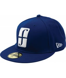 Forum Fm Icon New Era Blue Cap