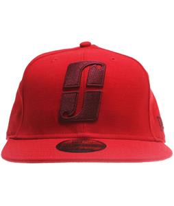 Forum Fm Icon New Era Red Cap