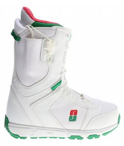 Forum Glove Snowboard Boots Dope White