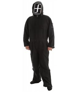 Forum Grease Monkey One Piece Suit Black