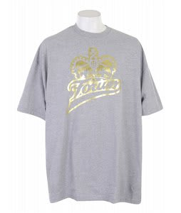 Forum Grudge Tall T-Shirt Athletic Heather