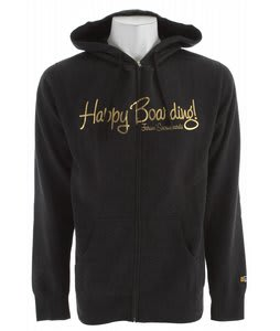 Forum Happy Boarding Hoodie Charcoal