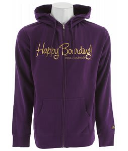 Forum Happy Boarding Hoodie Purple