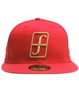 Forum Icon New Era Cap Red