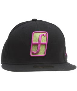 Forum Icon New Era Cap Black
