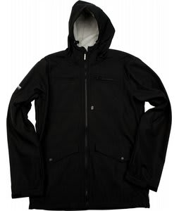 Forum Jackson Softshell Snowboard Jacket Black