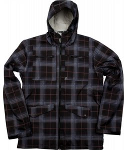 Forum Jackson Softshell Snowboard Jacket Plaid Of Death