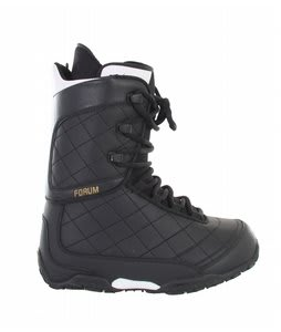 Forum Kicker Snowboard Boots Black