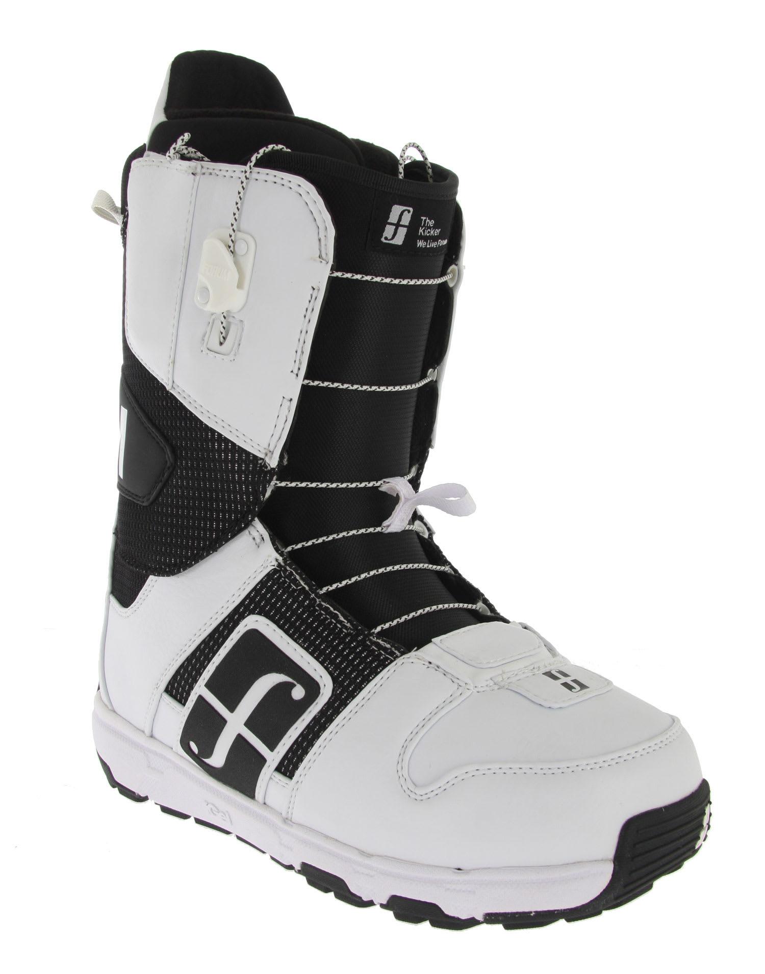 Forum Kicker Snowboard Boots |Snowboarding Kickers