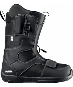 Forum Kult Snowboard Boots Black Metal